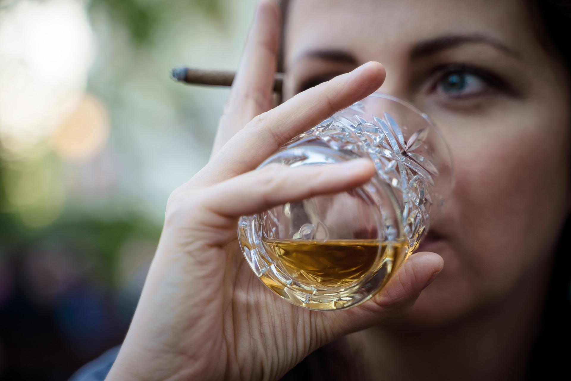 whisky girl